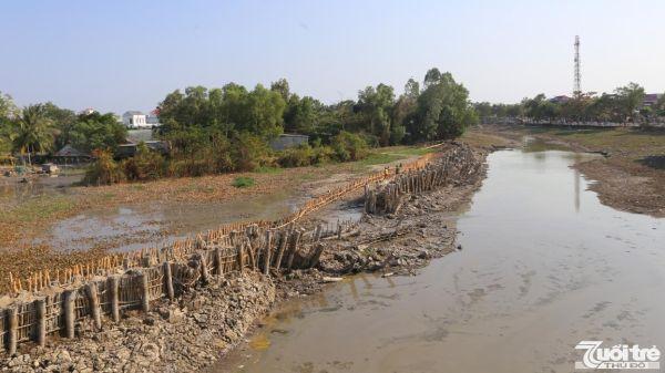 Đồng bằng sông Cửu Long căng mình ứng phó với hạn mặn Bài 4: Kịp thời nắm bắt tình hình và ứng phó có hiệu quả